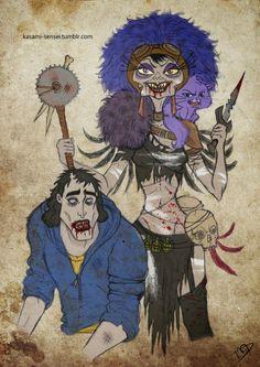 Yzma and Kronk
