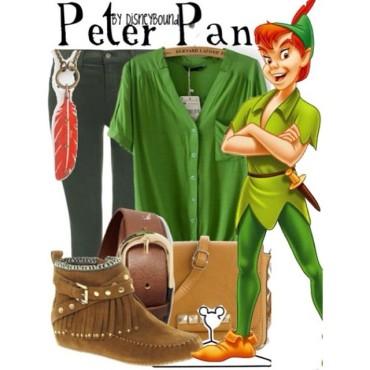 Disneybounding-Peter-Pan