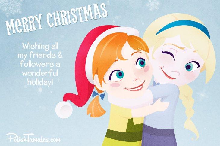 disney___frozen___holiday_hugs_by_polishtamales-d6z4doe