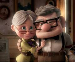 Carl and Ellie