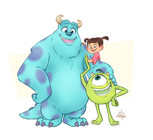 monster-inc-characters-monsters_inc_by_luigil-d58fzcd