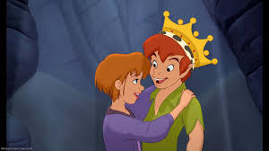 Peter Pan and Jane