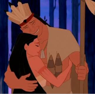 Chief Powhatan; Pocahontas's Father