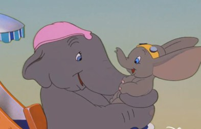 Mrs. Jumbo; Dumbo's Mother