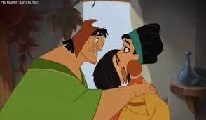Pacha and Chicha; Chaca, Tipo, and Yupi's Parents