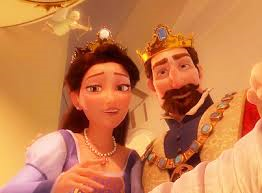 The King and Queen of Corona; Rapunzel's Parents